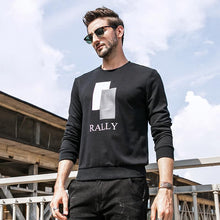 Load image into Gallery viewer, Men Long Sleeve Basic T-Shirt