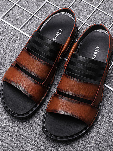 Men Casual Breathable Flat Sandal