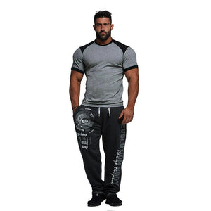 Men Casual Sport T-Shirt