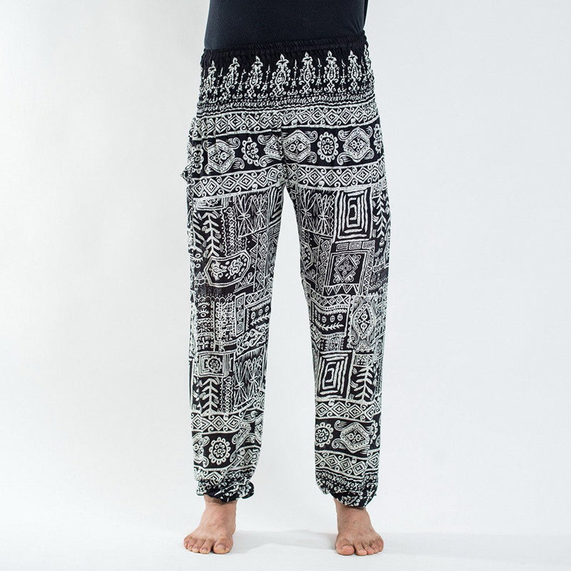 Men Tribal Prints Harem Pants