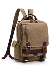 Load image into Gallery viewer, Multifunction Laptop Weekender Mid-Size Day Backpack