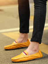 Load image into Gallery viewer, Solid Slip-on Casual Loafers Shoes