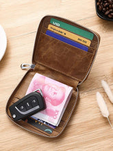 Load image into Gallery viewer, Multifunction Solid Simple Handbag Wallet