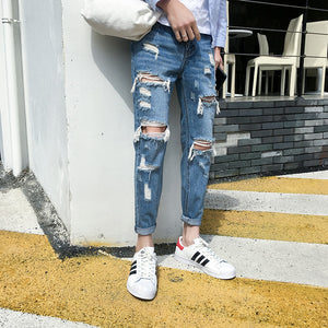 Men Tapered Outgoing Jeans