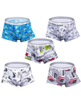 Load image into Gallery viewer, 4Pcs Men's Printed Boxer Underwear