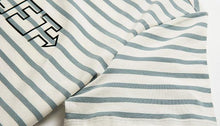 Load image into Gallery viewer, Men Short-Sleeve Striped T-Shirt