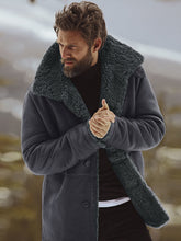 Load image into Gallery viewer, Men Winter Jacket Coat