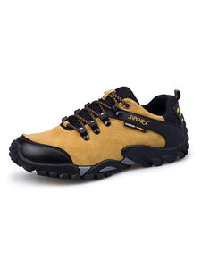 Men Lace-up Casual Athletic Shoes