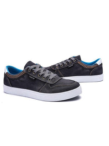 Personality Canvas Men Casual Shoes