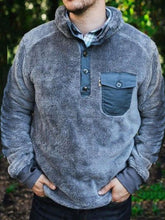 Load image into Gallery viewer, Winter Men Casual Pocket Jumper