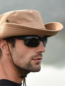 Outdoor Breathable Sunscreen Casual Hat