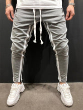 Load image into Gallery viewer, Men Stripe Printing Sport Pants