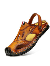 Load image into Gallery viewer, Men Casual Outdoor Beach Sandal Shoes