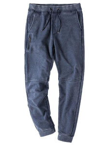 Men Casual Tapered Joggers