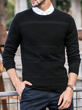 Load image into Gallery viewer, Men Casual Sweater Tops