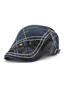 Men Outdoor Beret Hat Casual Cap