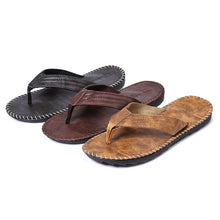 Load image into Gallery viewer, Men Lakeside Sport Flip Flops Comfort Footwear Sandal