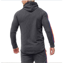 Load image into Gallery viewer, Men Zipper Hoodie Sweatshirt
