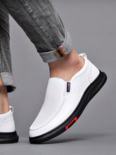 Load image into Gallery viewer, Men Slip-on Breathable Flat Casual Shoes