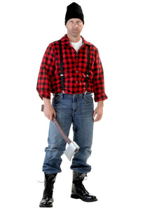 Men Traditional Plaid Shirt