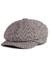Load image into Gallery viewer, Men Casual Simple Fashion Beret Hat