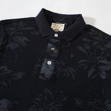 Load image into Gallery viewer, Men Polo Printed Short Sleeves Shirt