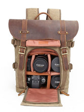 Load image into Gallery viewer, Split-joint  Buckles Mid-Size Backpack
