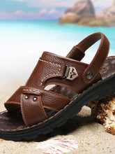 Load image into Gallery viewer, Men Breathable Outdoor Casual Sandal Shoes