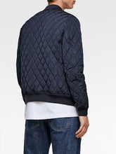 Load image into Gallery viewer, Men Lozenge Casual Jacket