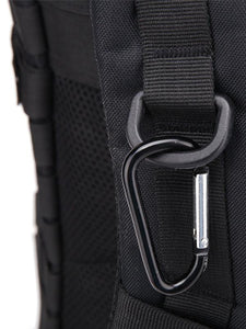 Canvas Buckles Explorer Large Size Backpack
