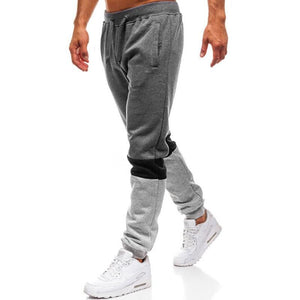 Men Solid Tapered Joggers
