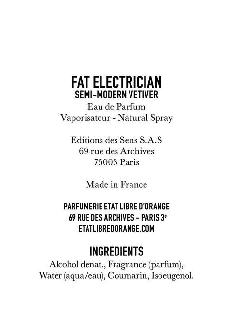 FAT ELECTRICIAN