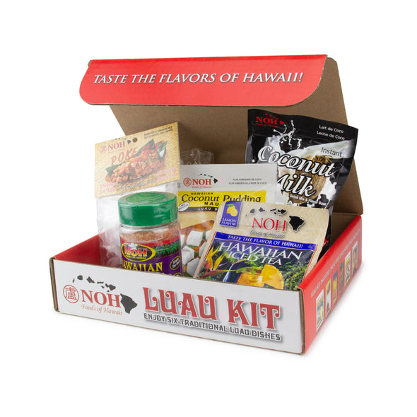 NOH Hawaiian Luau Kit