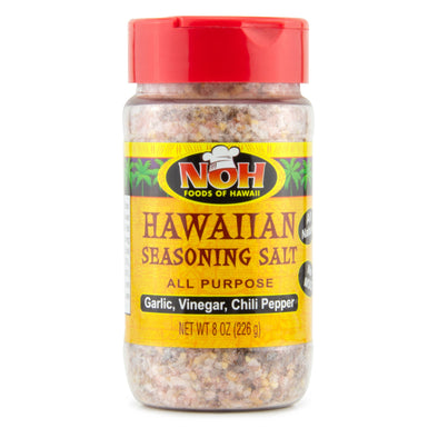 Garlic Herb Hawaiian Sea Salt - Noh Foods