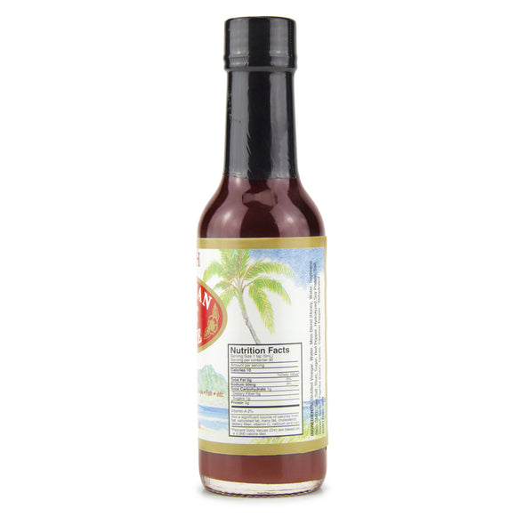 Hawaiian hot sauce - Nutrition informaion