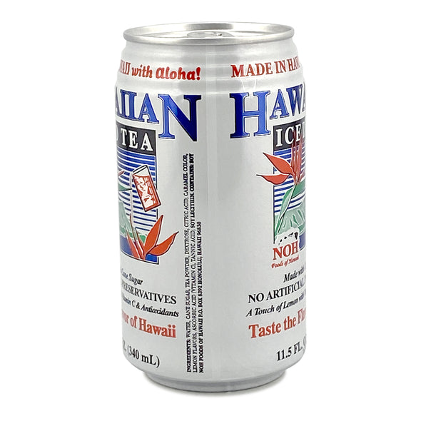 Hawaiian Iced Tea Can (6-Pack)