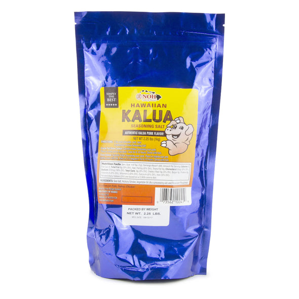 Kalua Seasoning Salt - Large Bag (2lb)