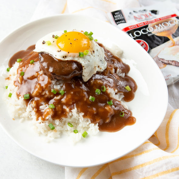 Hawaiian Loco Moco Brown Gravy Mix