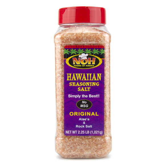 Original Hawaiian Salt 2lb Bottle