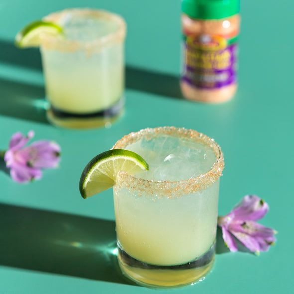 Hawaiian margarita - with Original Hawaiian Salt