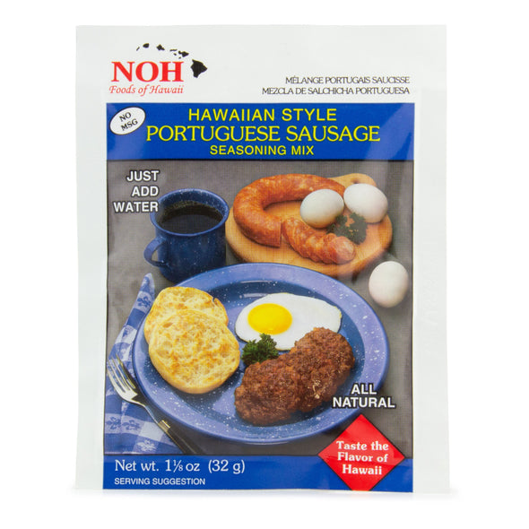 Portuguese Saussage Seasoning Mix - Noh Foods