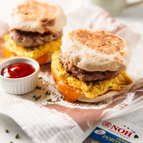 make portuguese sausage breakfast biscuts at home