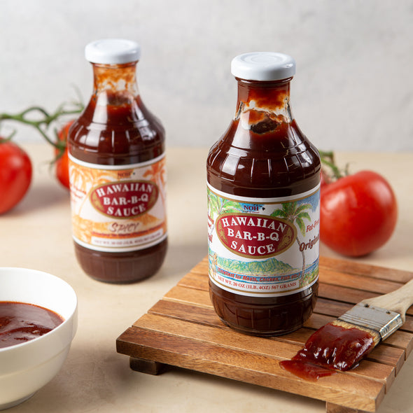 Spicy Hawaiian BBQ Sauce
