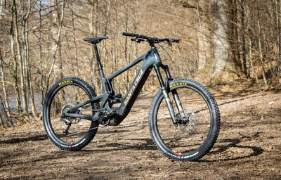 Bike Check: Matt's favourite - Santa Cruz Heckler eMTB