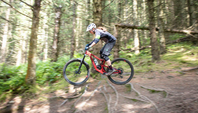 How To: Ride the slippy roots in the Tweed Valley with Dirt School