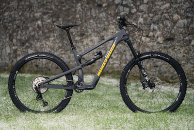 New Year, New Brand - Tweed Valley Bikes team up with Nukeproof!