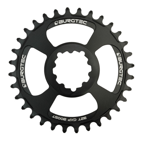 Burgtec Boost GXP Narrow Wide Chainring at Tweed Valley Bikes
