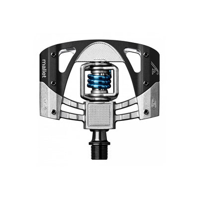Crankbrothers Mallet 3 Pedal Black Silver at Tweed Valley Bikes