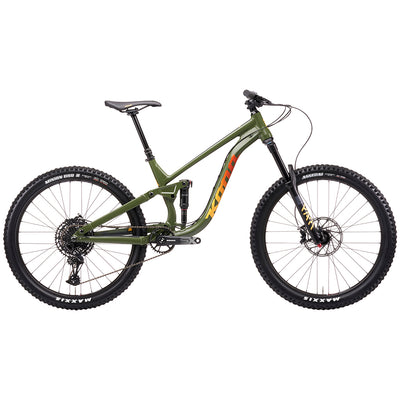 KonaBicycles Process 153 27.5 Enduro Bike at Tweed Valley Bikes