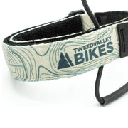 Louri Custom Tweed Valley Bikes Golfie design Frame Strap